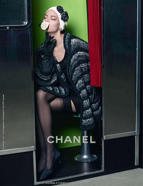 Превью кампании: Chanel FW 2011. Изображение № 5.