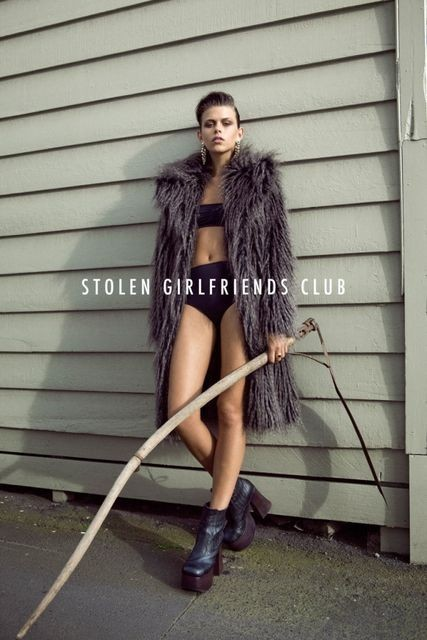 Кампания: Stolen Girlfriends Club FW 2012. Изображение № 7.