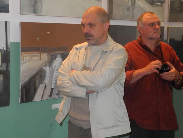 Презентация книги и открытие выставки легендарного Владимира Шинкарева. Изображение № 5.