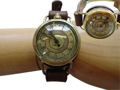 Чудо Часы отHaruo Suekichi. Изображение № 7.