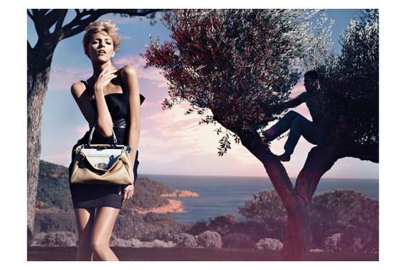 Новые рекламные кампании: Fendi, Mango, McQueen, Hermes. Изображение № 3.