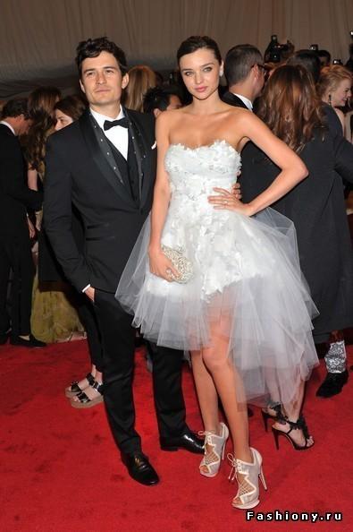 Изображение 22. 2011 MET Costume Institute Gala - Models style.. Изображение № 23.