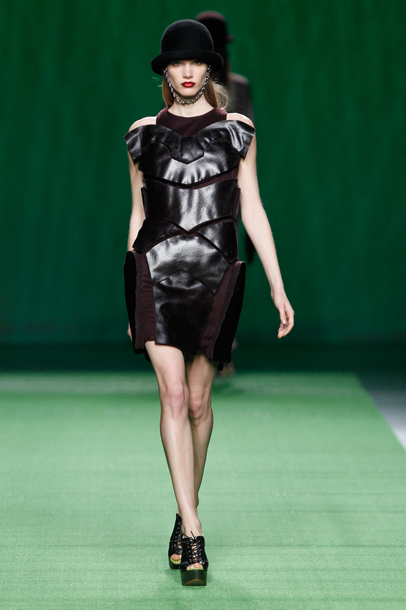 Madrid Fashion Week A/W 2012: Martin Lamothe. Изображение № 7.