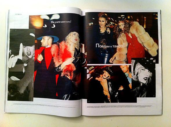 Первый номер российского журнала Interview уже в продаже. Изображение № 3.