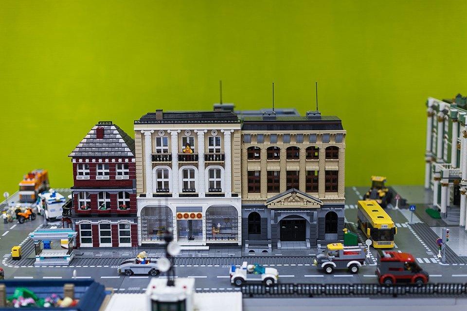 Как выглядит первый музей LEGO в Санкт-Петербурге. Изображение № 4.