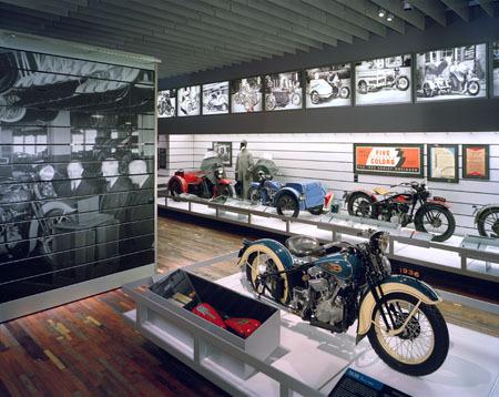 Музей Harley-Davidson вМилуоки. Изображение № 21.