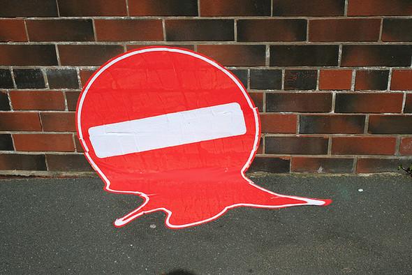 Креативные дорожные знаки от Final Frontier. Изображение № 2.