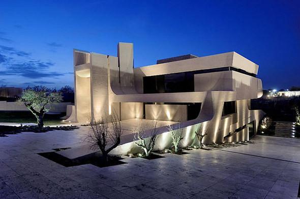 Изображение 13. Дом в Мадриде от студии A-cero.. Изображение № 13.