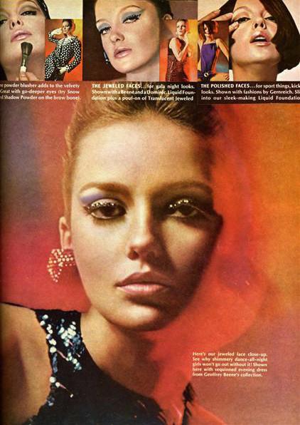 Изображение 43. Мода 60х: макияж.. Изображение № 43.