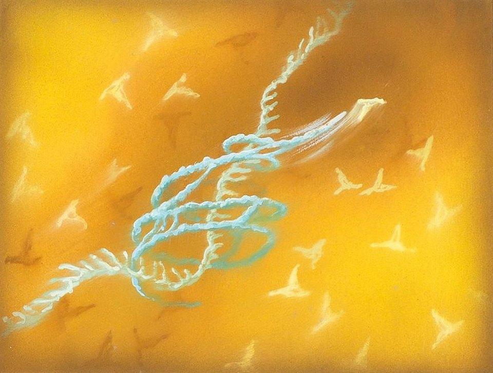 Галерея: иллюстрации ксамому известному шоу окосмосе . Изображение № 6.
