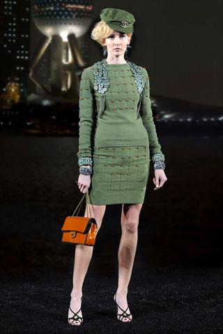 Пре-коллекция Chanel в Шанхае. Изображение № 8.