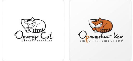 Котики в логотипах брендов. Изображение № 12.