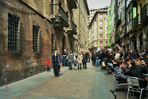 Район Бильбао Casco Viejo. Изображение № 9.