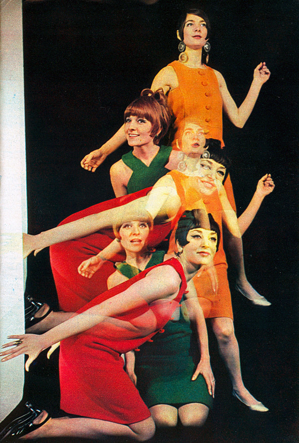 Почему мини? Или немного о модах и предпочтениях 1960-х. Изображение № 1.