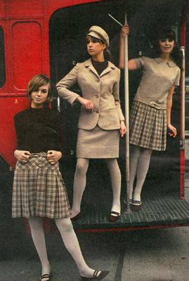 Мэри Куант о мод-девушках. Изображение № 9.