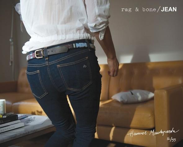 Кампания: Ханнели Мустапарта для Rag & Bone. Изображение № 24.