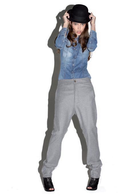 2 Men Jeans, Two Women In The World – идеальная пара найдена. Изображение № 16.