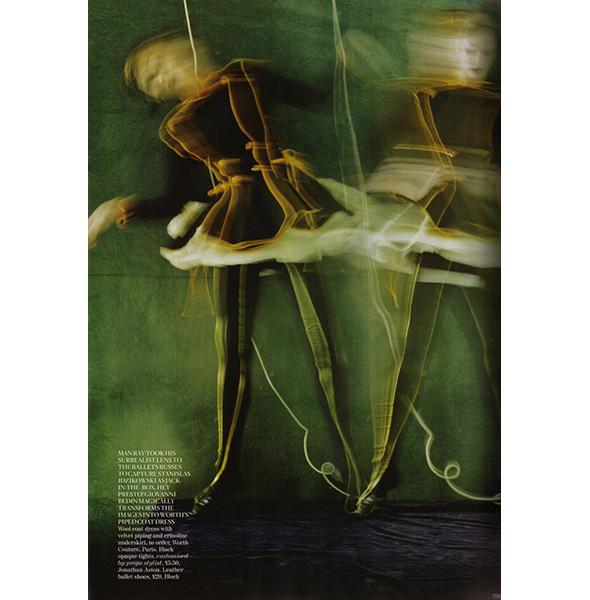 Изображение 82. Dance, dance, dance: 10 съемок, вдохновленных балетом.. Изображение № 89.
