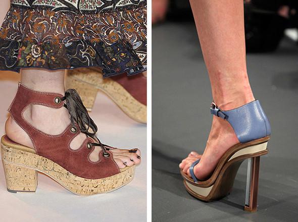 Walking in my shoes: 10 тенденций обуви весны-лета 2011. Изображение № 14.