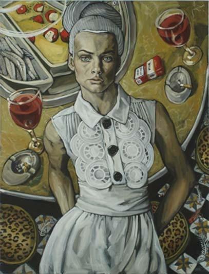 Belinda Eaton. Живые портреты. Изображение № 6.