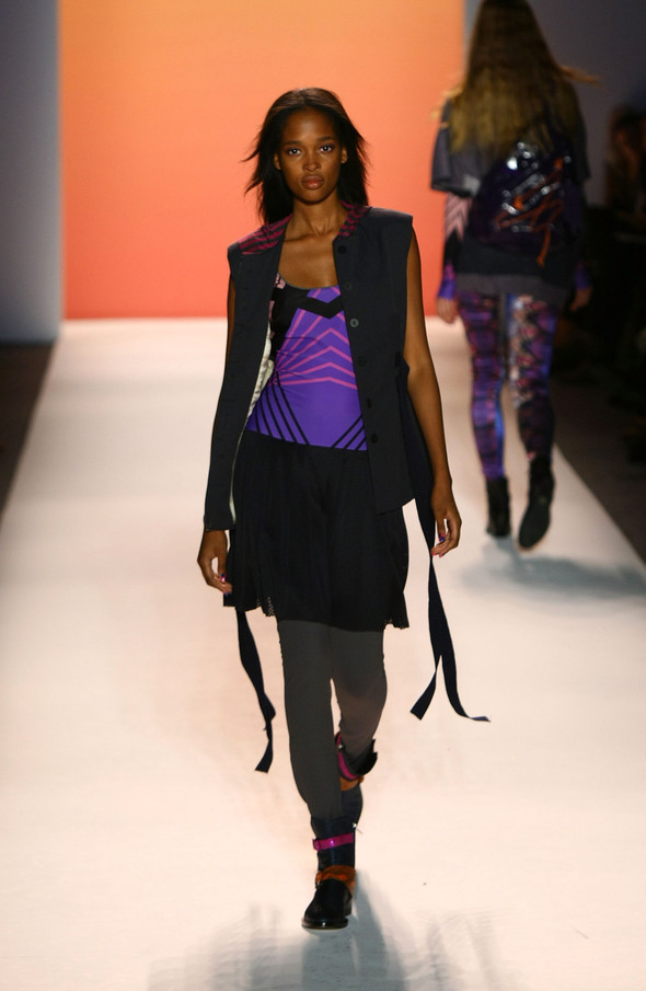 New York Fashion Week Spring 2012: День второй. Изображение № 9.