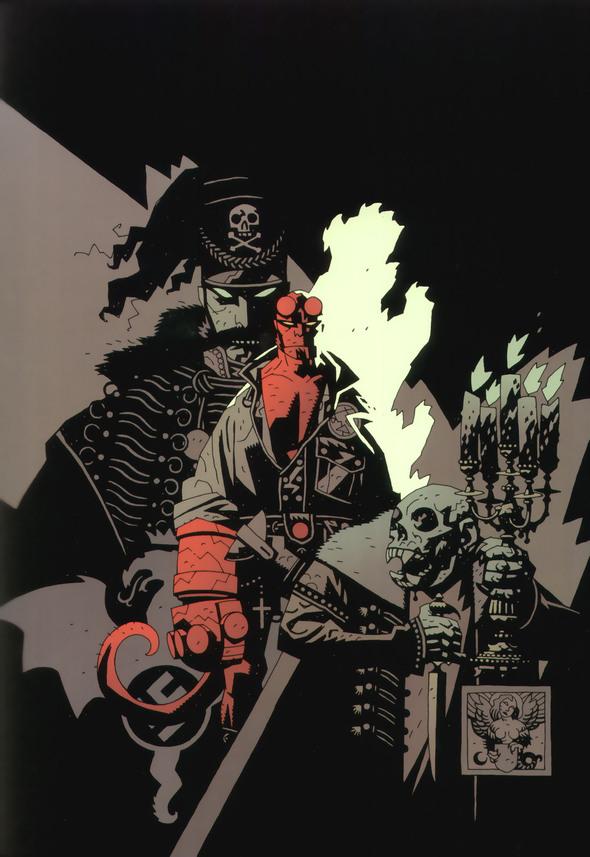 Hellboy. Изображение № 8.