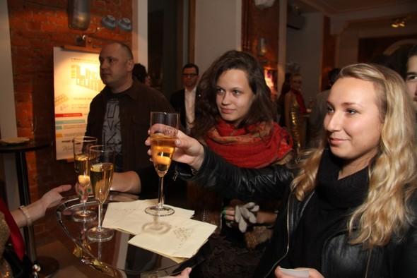 В Москве прошел V Международный фестиваль актуальной анимации и медиа-искусства LINOLEUM. Изображение № 5.