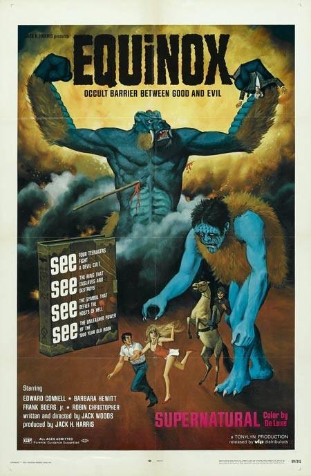Афиши фильмов ужасов. Изображение № 71.