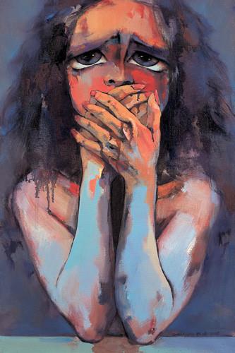 Сексуальность в Modern Art Китая. Изображение № 14.