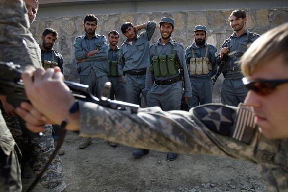 Афганистан. Военная фотография. Изображение № 198.