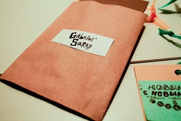 Миша и открытки - Gabriel Saray. Изображение № 7.