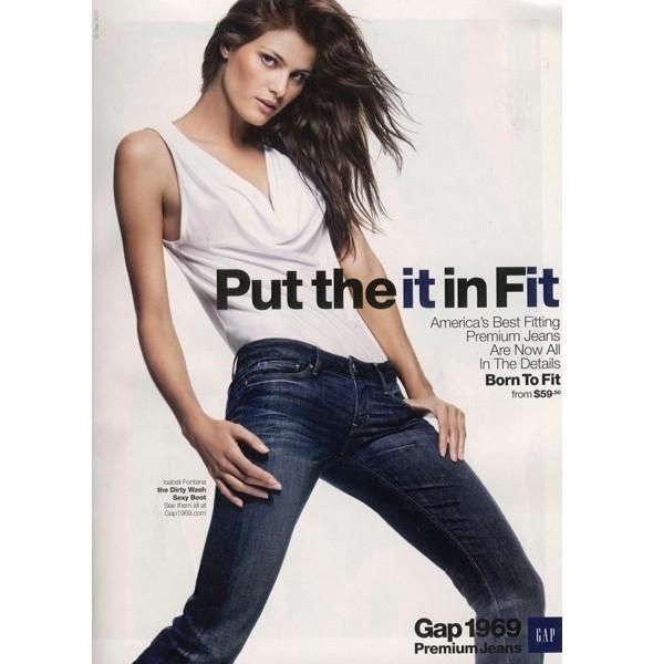 Новые рекламные кампании: Benetton, Gap и Topshop. Изображение № 8.