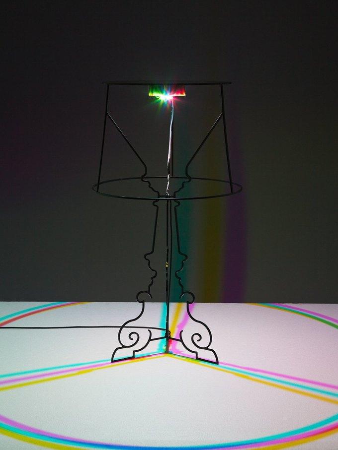 Лампа Bourgie студии Ludovica+Roberto Palomba. Изображение № 7.