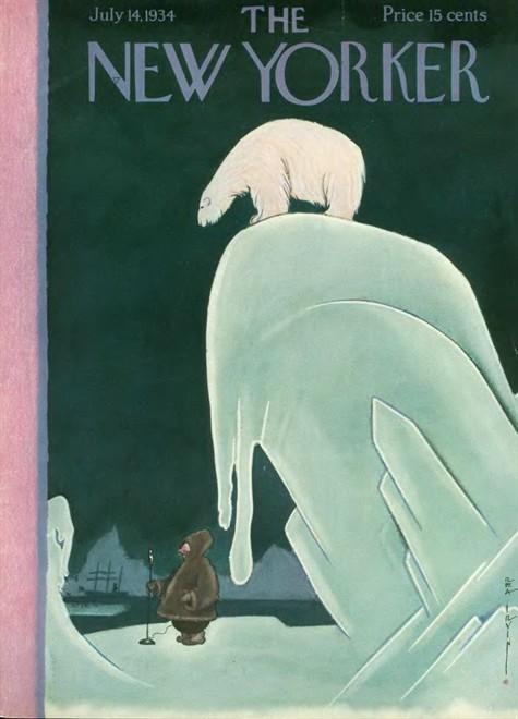 Обложки TheNew Yorker. Изображение № 10.