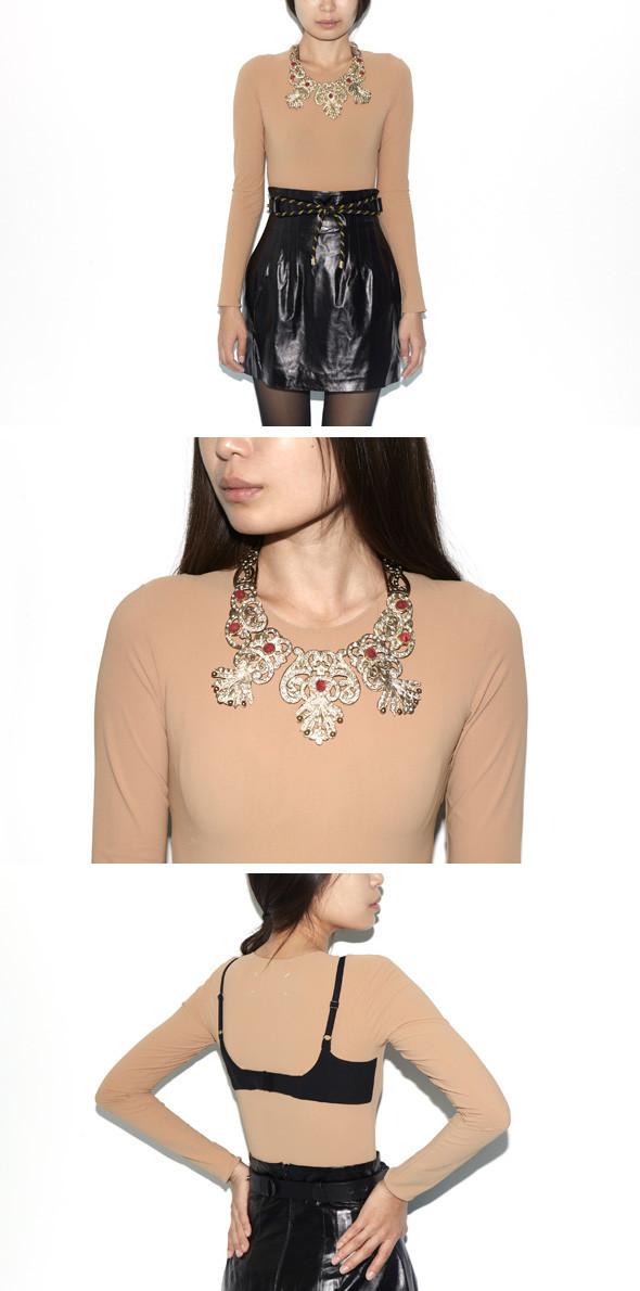 Гардероб: Джига Санжиева, младший редактор моды журнала In Style. Изображение № 7.