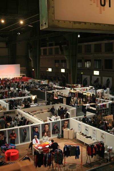 Вид на зону Fashion Now. Изображение № 15.