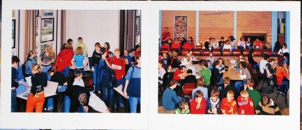 К доске: 6 арт-альбомов о школе. Изображение № 17.