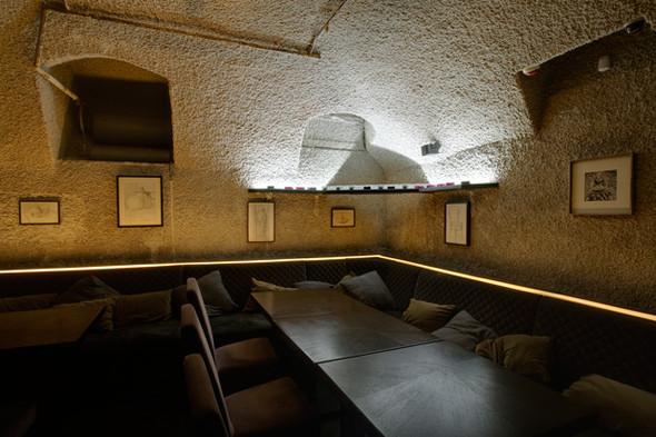 ТриКафе - новое модное заведение рядом с Театром на Таганке. Изображение № 3.