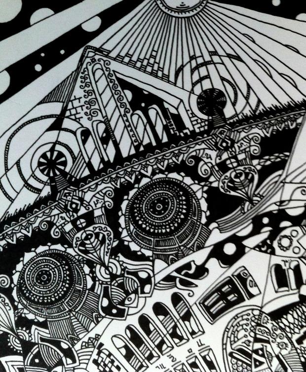 ether of geometry. Изображение № 3.