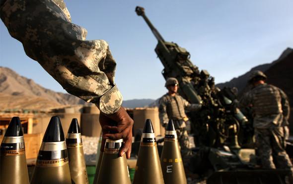 Афганистан. Военная фотография. Изображение № 313.