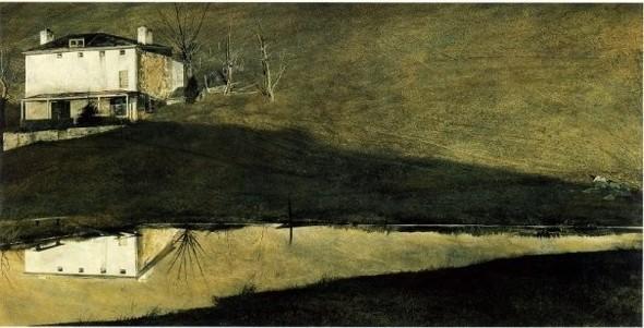 Andrew Newell Wyeth. Изображение № 18.