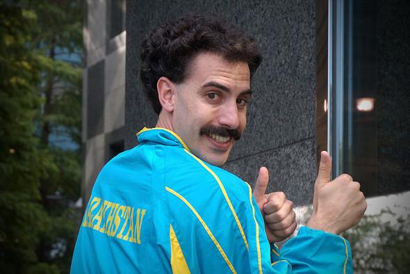 MF Borat!?. Изображение № 2.