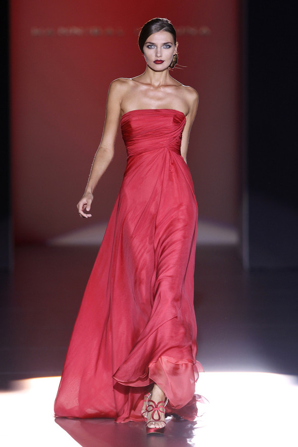 Madrid Fashion Week SS 2012: Hannibal Laguna. Изображение № 21.
