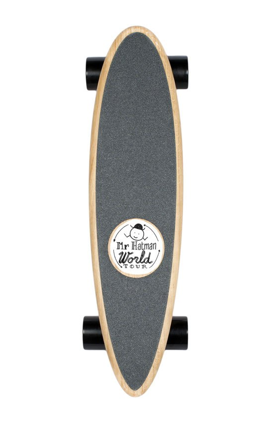 Изабель Маран создала скейтборды для Heritage Paris. Изображение № 2.