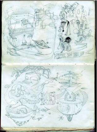 Стас Каневский: граффити во плоти. Изображение № 15.