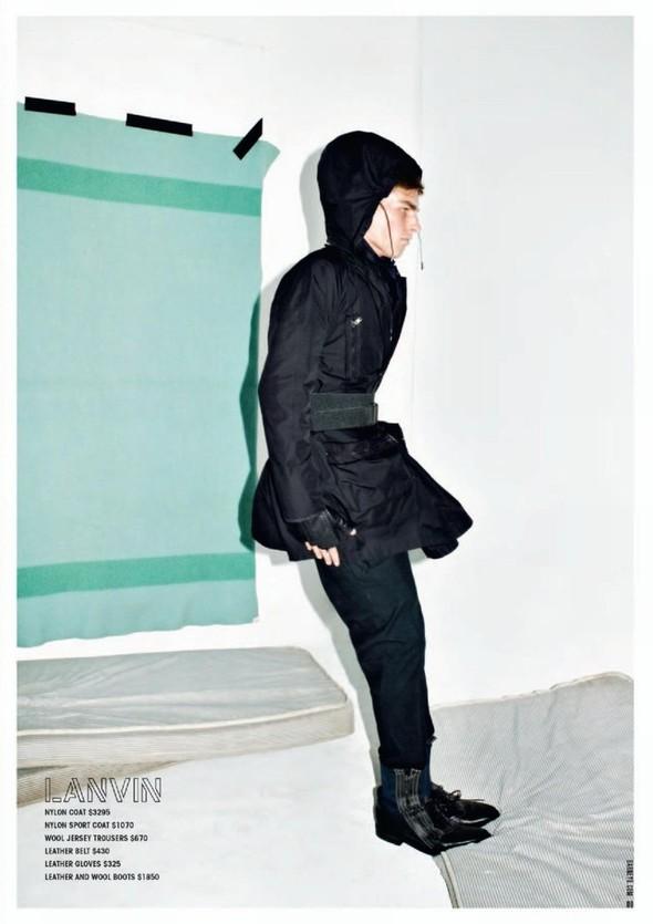 Barneys Fall 2010 Menswear. Изображение № 3.