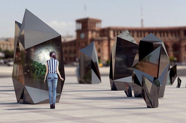 Гия Джахая о том, чем займутся дизайнеры будущего. Изображение № 8.