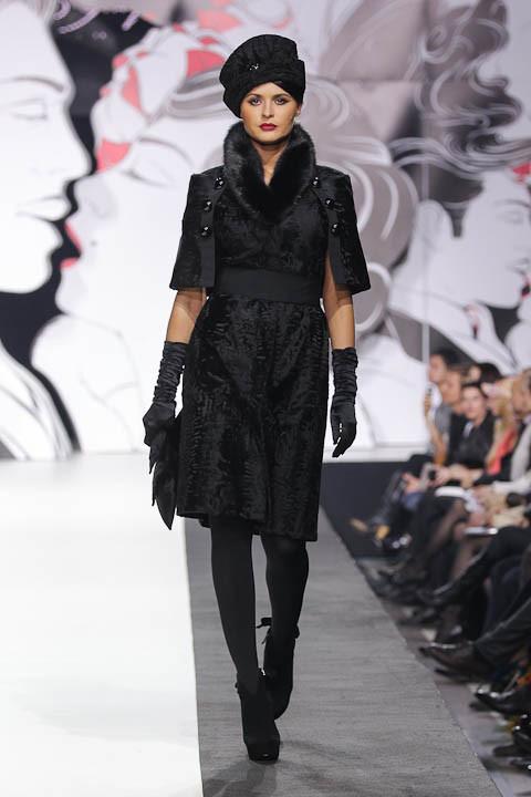 """Коллекция """"La Femme Magnifique"""" Модного Дома Игоря Гуляева. Изображение № 17."""