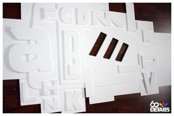2D sculpture artist: Aske, Sicksystems (process). Изображение № 4.
