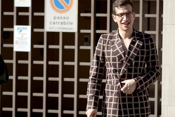 Изображение 24. Milan Fashion Week в деталях: день 2.. Изображение № 23.
